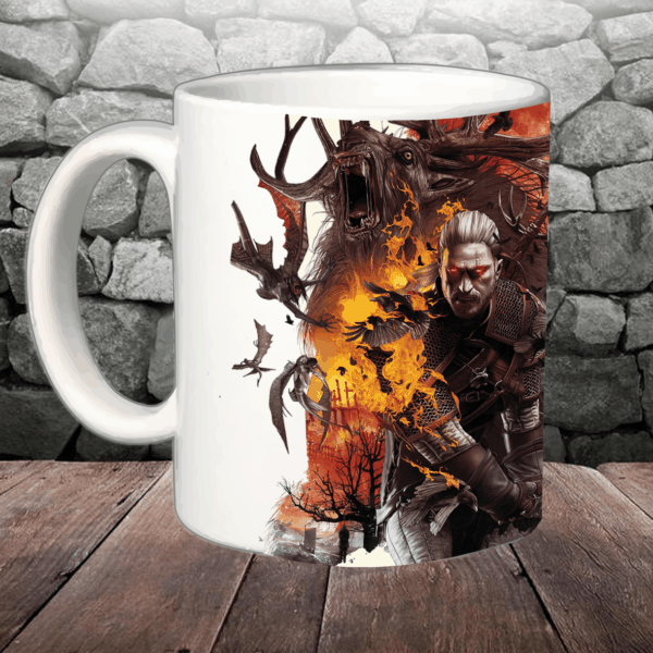 Tazza The Witcher B 1